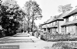Woodmansterne, Carshalton Road c.1960