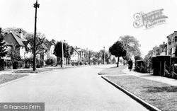 Woodmansterne, Chipstead Way c.1960
