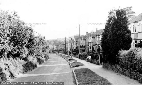 Photo of Woodmansterne, Rectory Lane c.1955