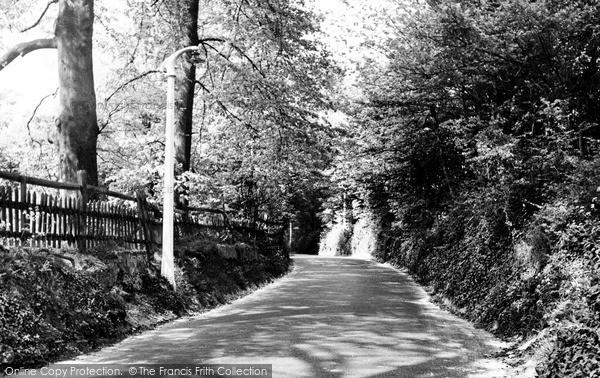Photo of Woodmansterne, Rectory Lane c.1960