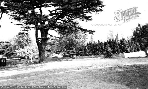 Photo of Woodmansterne, The Green c.1960