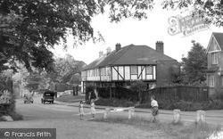 Woodmansterne, The Street c.1955