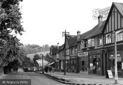 Woodmansterne, The Village c.1955