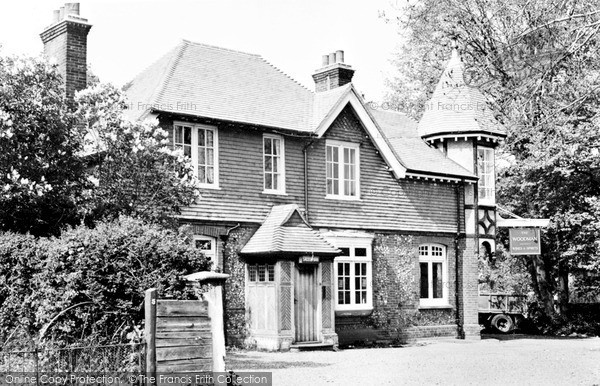 Photo of Woodmansterne, The Woodman c1960