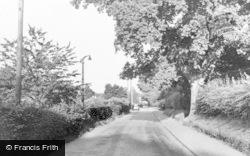 Woodmansterne, Woodmansterne Lane c.1955