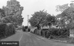 Woodmansterne Street c.1955, Woodmansterne