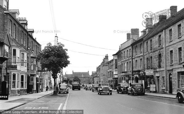 Photo of Woodstock, Oxford Street 1950