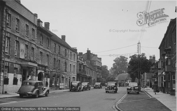 Photo of Woodstock, Oxford Street c.1955