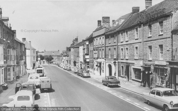 Photo of Woodstock, Oxford Street c.1960