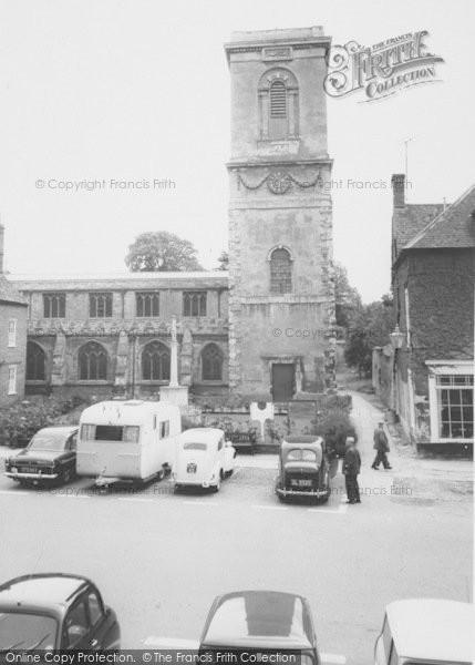 Photo of Woodstock, St Mary Magdalene Church c.1960