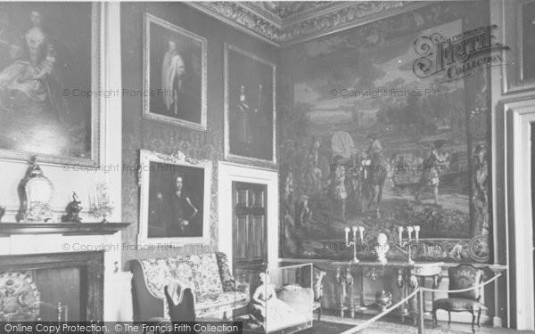 Photo of Woodstock, The Green Writing Room, Blenheim Palace c.1960