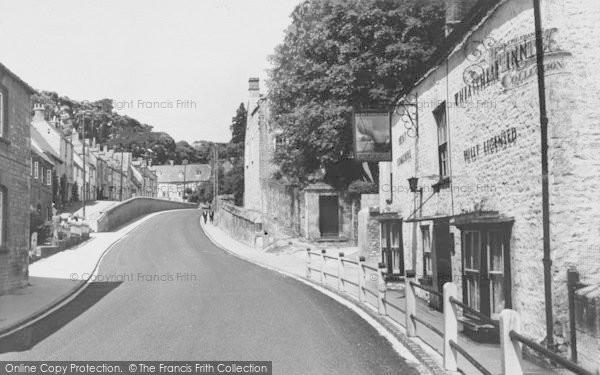 Photo of Woodstock, The Wheatsheaf Inn, Manor Road c.1960