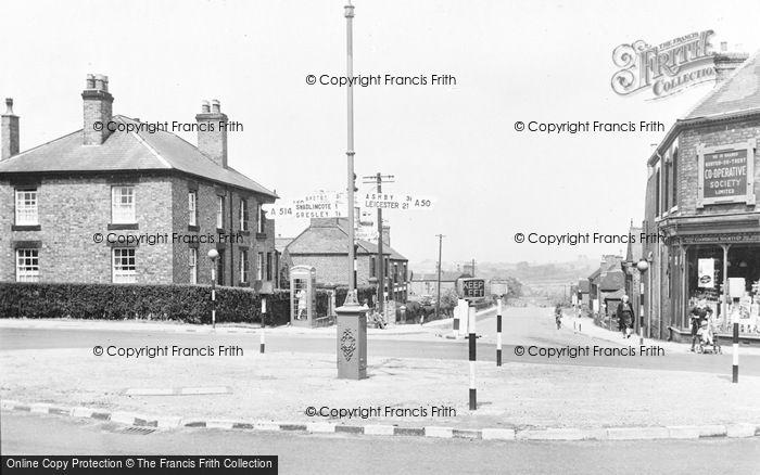 Photo of Woodville, Hartshorne Road c.1955