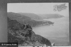 1890, Woody Bay