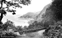 Woody Bay, 1908