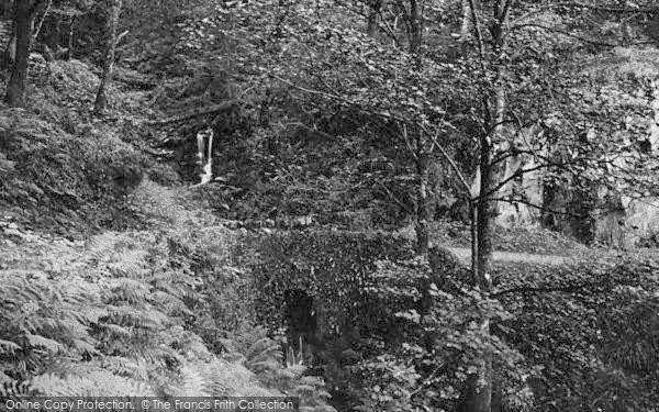 Photo of Woody Bay, Inkerman Bridge 1908