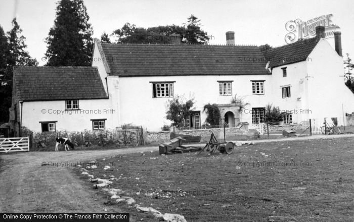 Photo of Wookey, Court Farm c.1950