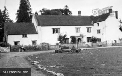 Wookey, Court Farm c.1950
