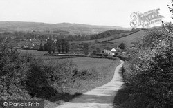 Wookey, General View c.1955