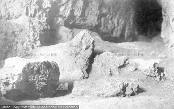 Photo of Wookey Hole, Cave 1896