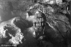 Wookey Hole, Cave 'the Witch' 1896