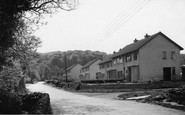 Wookey, New Houses c1955
