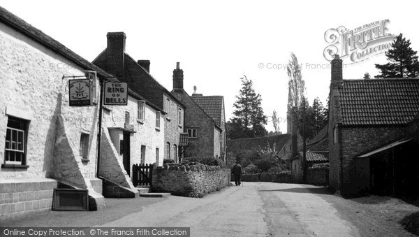 Wookey, the Ring of Bells c1960