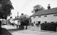 Wookey, the Village c1955