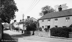 Wookey, The Village c.1955
