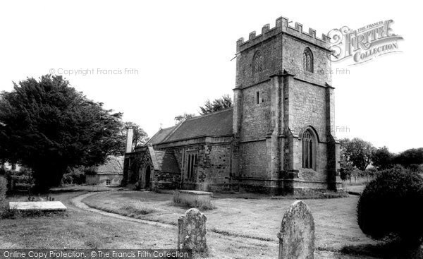 Photo of Wool, Church Of The Holy Rood c.1965