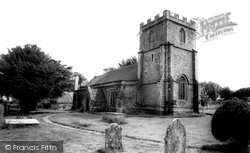 Church Of The Holy Rood c.1965, Wool