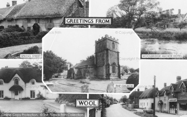 Photo of Wool, Composite c.1965