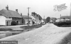 Wool, High Street c.1950