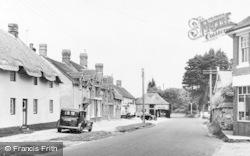 Wool, High Street c.1955