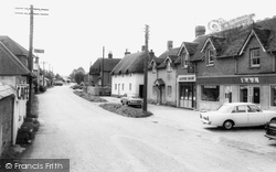 Wool, High Street c.1965
