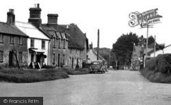 Wool, Main Street c.1955