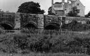 Wool, Manor House c.1950