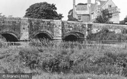 Wool, Manor House c.1950