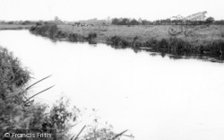 Wool, River Frome c.1965