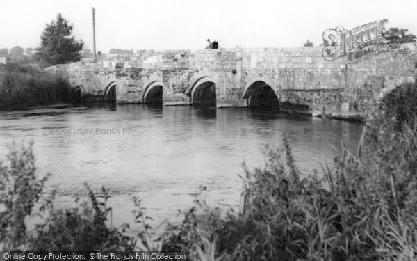 Photo of Wool, The Bridge c.1965