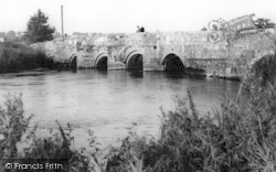 Wool, The Bridge c.1965