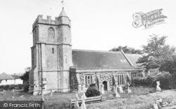 Wool, The Church c.1955