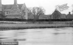 Wool, The Manor House c.1950