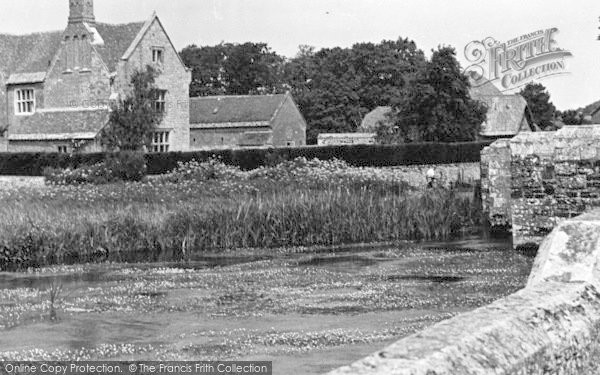 Photo of Wool, The Manor House c.1950