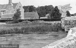The Manor House c.1950, Wool