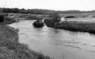 Wool, The New Bridge c.1955