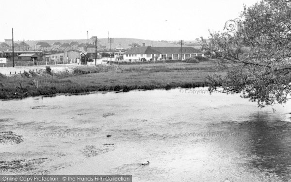 Photo of Wool, The River c.1955