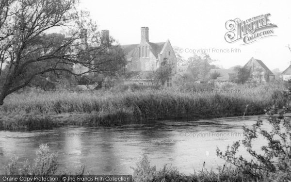 Photo of Wool, The River c.1965