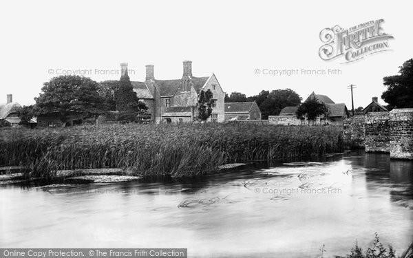 Photo of Wool, Woolbridge Manor 1904