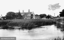 Wool, Woolbridge Manor 1904